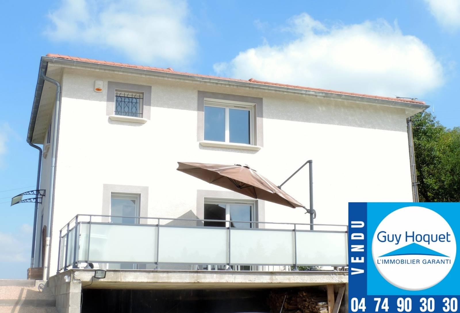 Achat maison r cente avec piscine tignieu jameyzieu for Achat maison par agence immobiliere